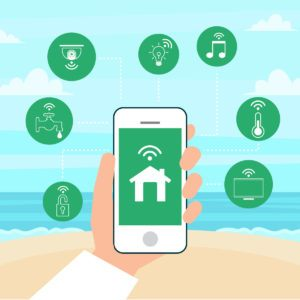 Sécurisé votre maison à distance avec votre internet résidentiel